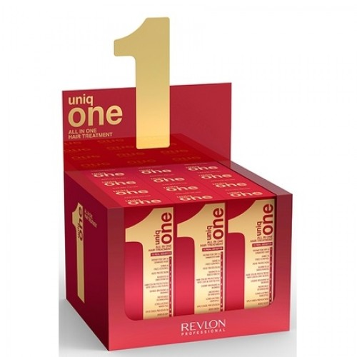 Box Professional Revlon Uniq One 150 ml X12