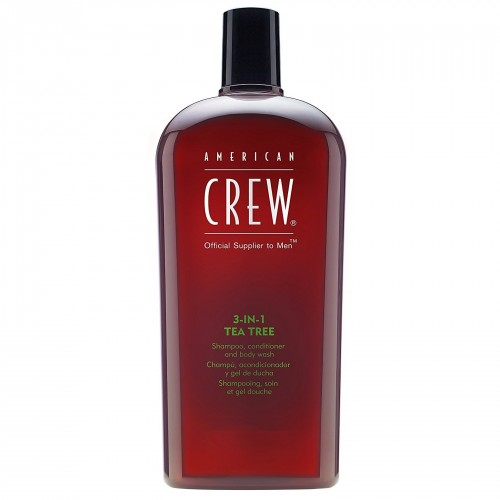American Crew Tea Tree 3-in-1 450 ml