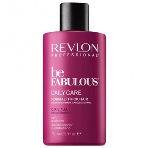 Revlon be Fabulous Daily Care Normal Hair Cream Conditioner 750 ml