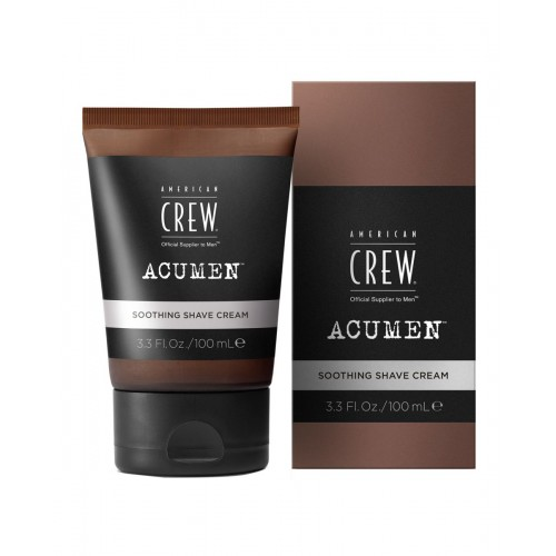 Acumen Soothing Shave Cream 100 ml