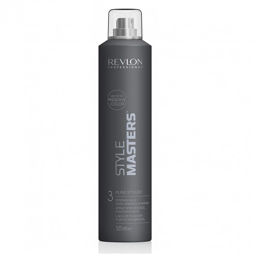 Revlon Style Masters Hairspray Pure Styler Strong Hold 325 ml