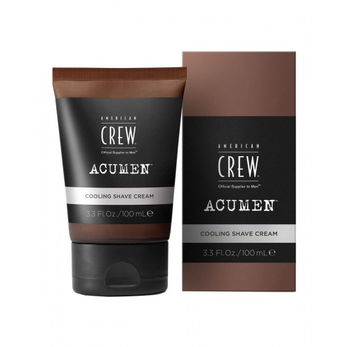 Acumen Cooling Shave Cream 100 ml