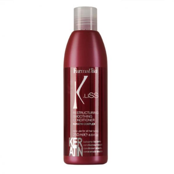 Farmavita K.liss Restructuring Smoothing Conditioner 250 ml